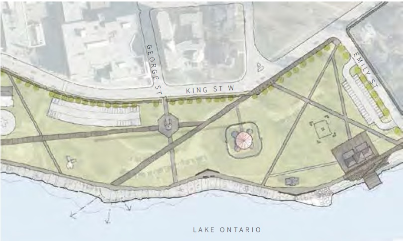 Macdonald Park - Waterfront Master Plan