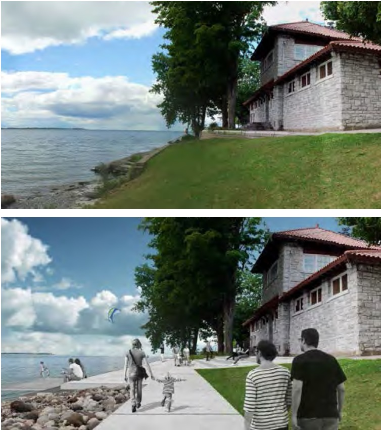 Richardson Beach - Waterfront Master Plan