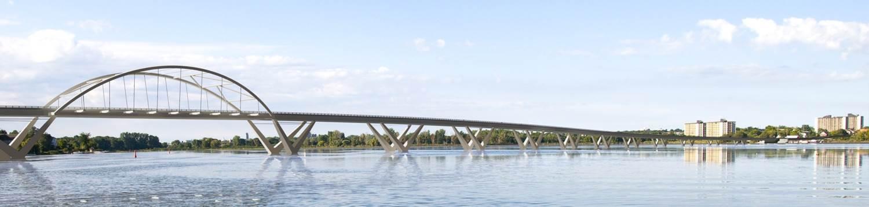 Third Crossing - rendering