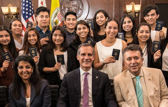 Mayor's Young Ambassadors (MaYA)