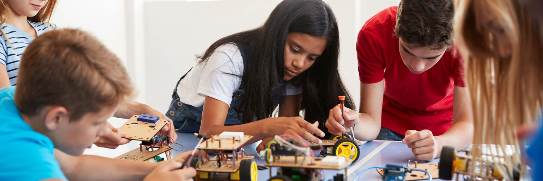 LA STEM Enrichment Intermediary