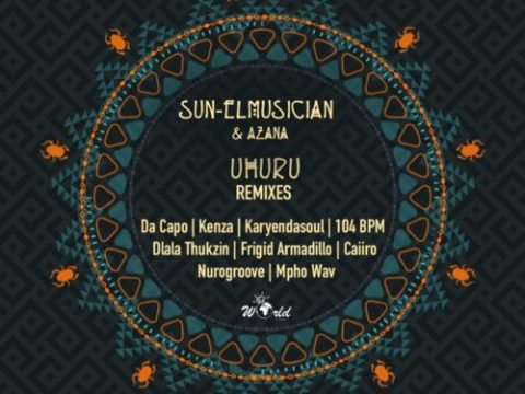 Sun-EL Musician & Azana – Uhuru (Caiiro Remix)
