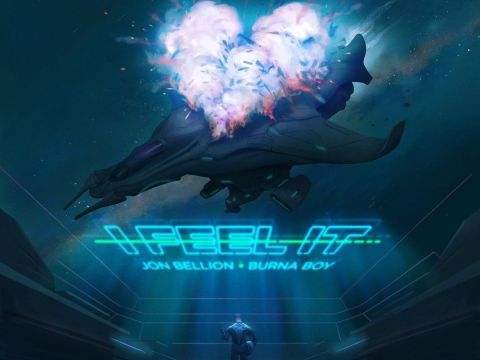 Jon Bellion ft Burna Boy I Feel It