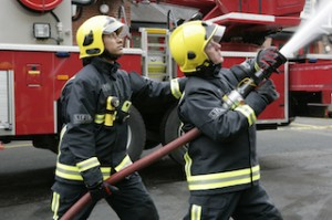 London firefighters will on strike in a dispute over shift patterns