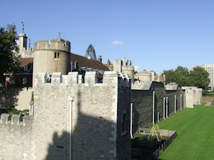 Like many venues, the Tower of London has enjoyed rising visitor numbers.