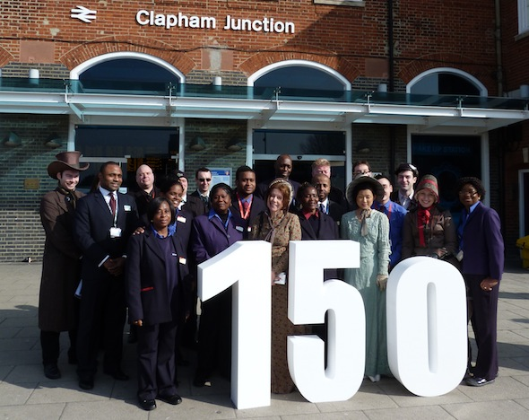Clapham_Junction_150th_anniversary