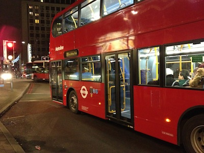 Night buses could be axed to save cash