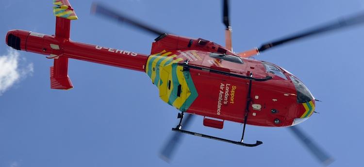 London_Air_Ambulance_Nigel_Pacquette