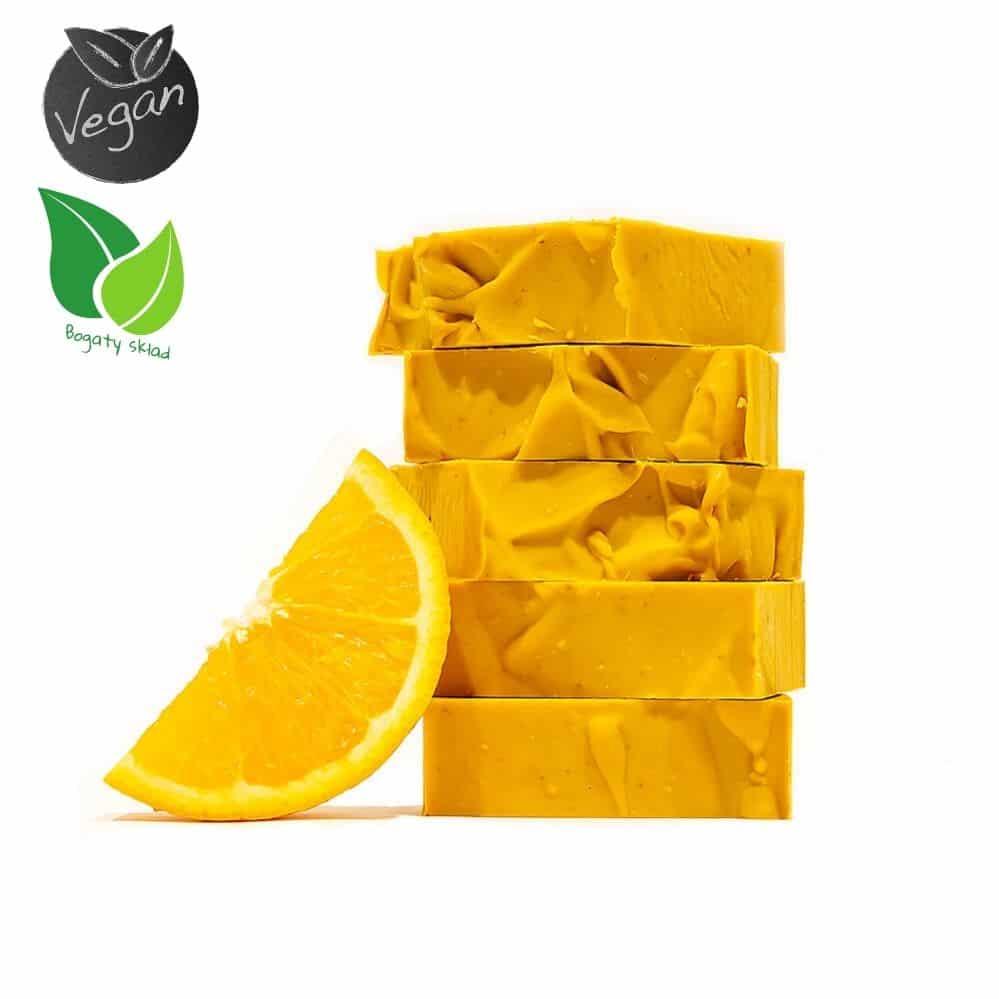 Mydło Pomarańcza