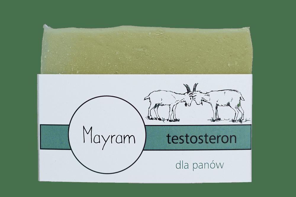 Mydło Testosteron 2