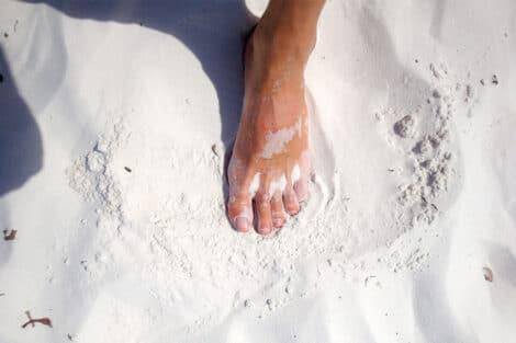 Nasze piękne stopy.