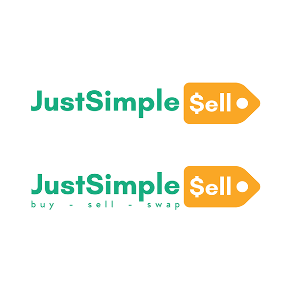Just Simple Sell Logo Design