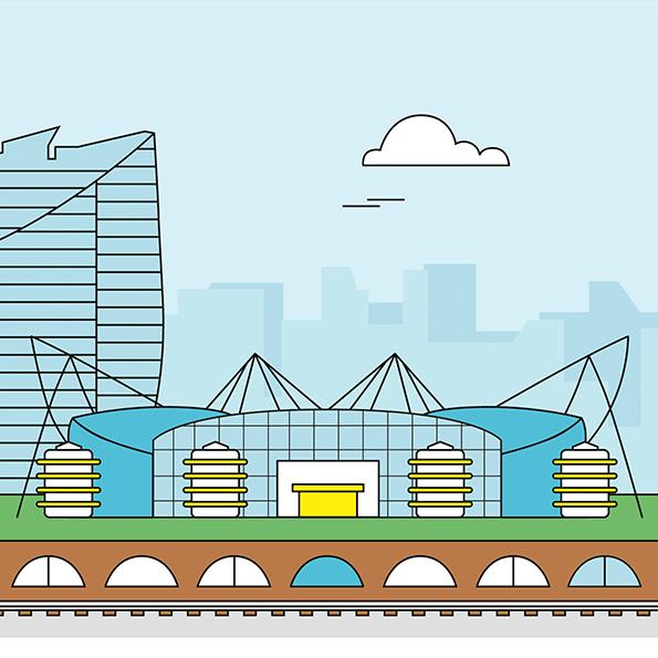 Manchester Illustration 5