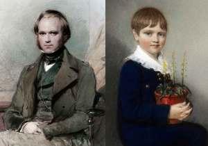 primeros años de charles darwin