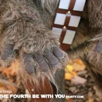 GAAAAAAAAAAAAAHHH! (DIY Chewbacca Costume)