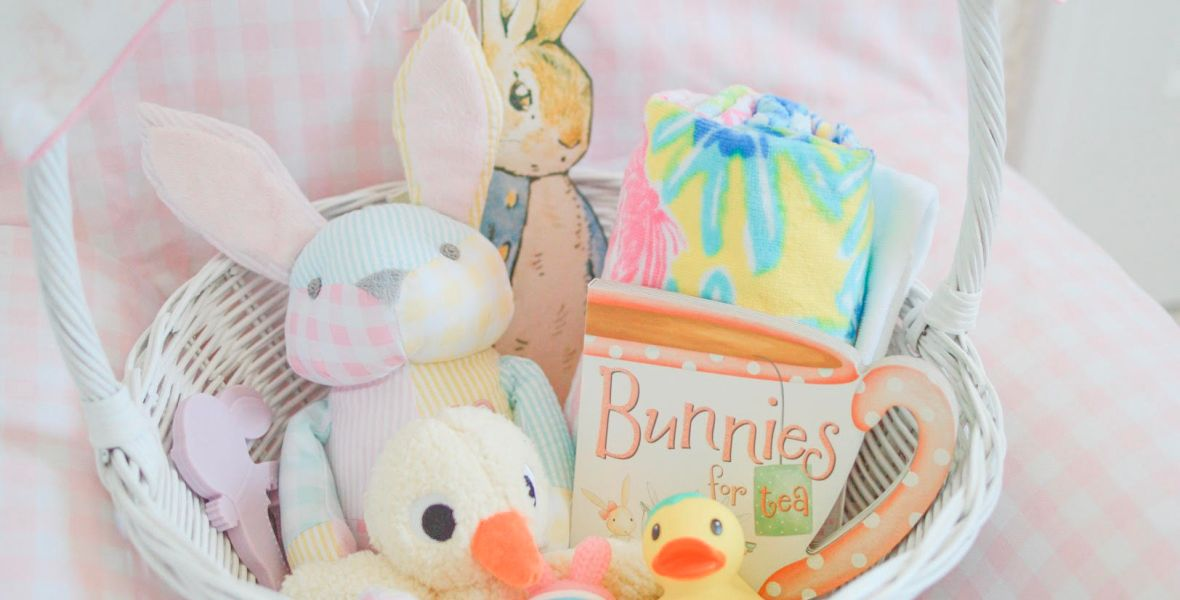 Easter Basket Ideas For Your Little One