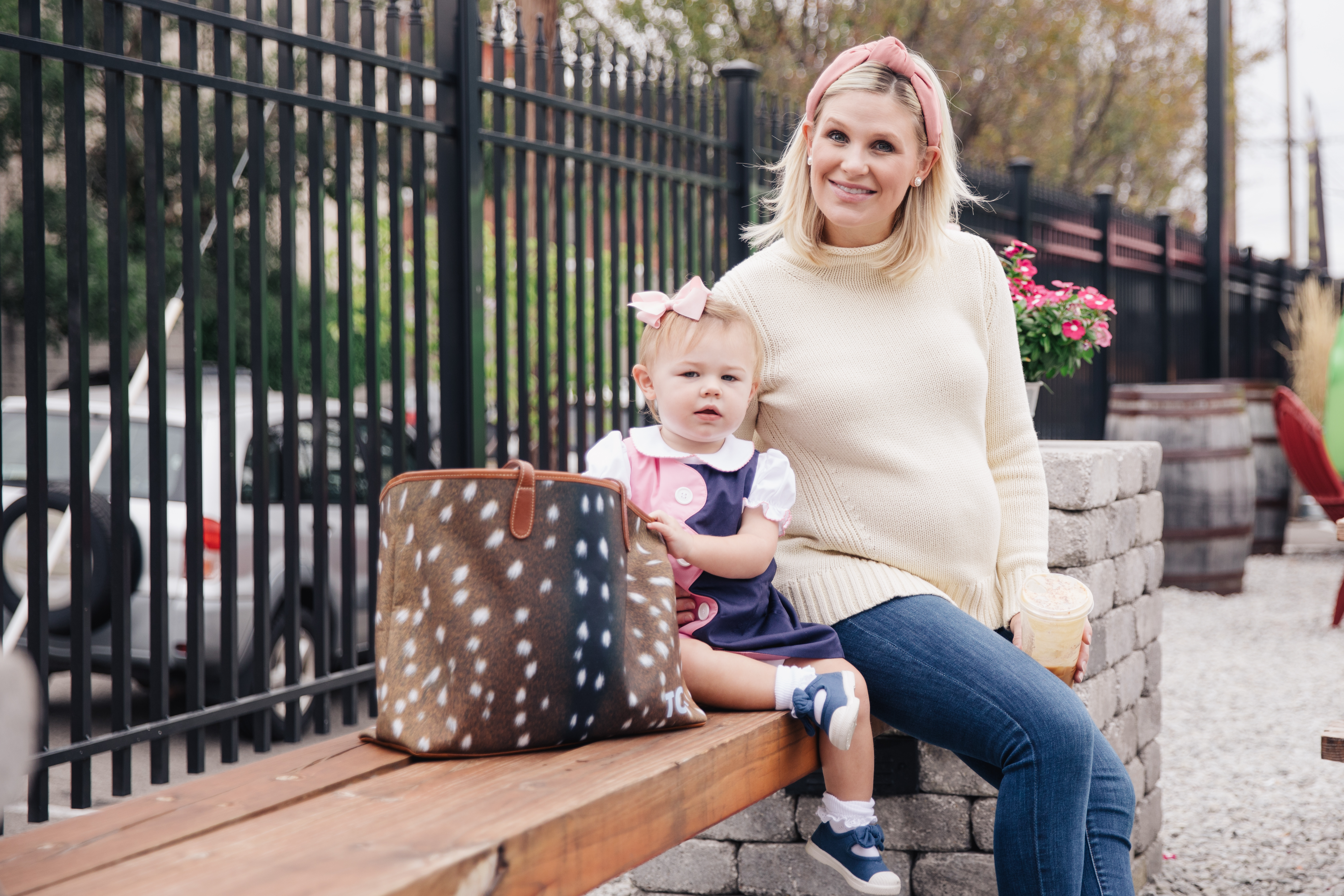 Barrington Gifts St Anne Diaper Bag Toddler