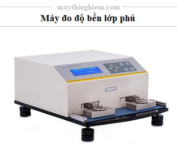 máy đo độ mài mòn lớp phủ