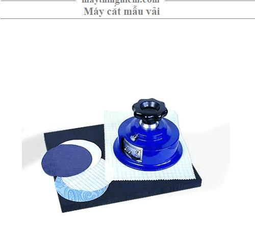 máy cắt mẫu vải cometech
