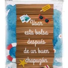 "Bolsa de viaje ""Chapuzón"""