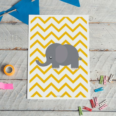 lamina-elefante-zigzag-mayuki