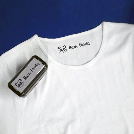 sello automatico textil infantil mayuki