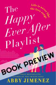 Happy Ever After checklist