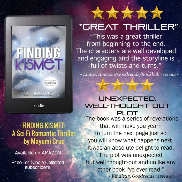 First Five Star Review for Finding Kismet