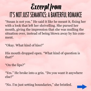 Excerpt from It's Not Just Semantics