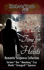 A Time for Heists anthology