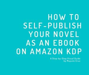 For Writers How to Self publish on KDP
