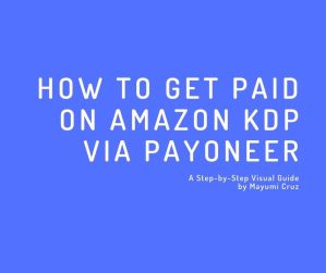 For Writers How to Get Paid via Payoneer