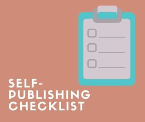 For Writers Self-publishing Checklist