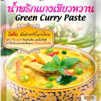 pate de curry vert lobo