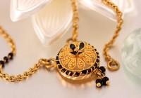 Gold mangalsutra designs pune