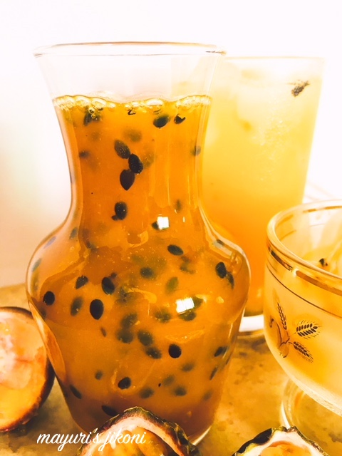 passion fruit sauce 3