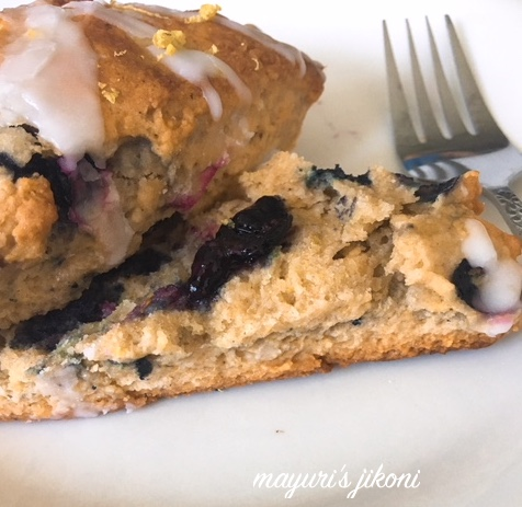 blueberry buttermilk scones 5