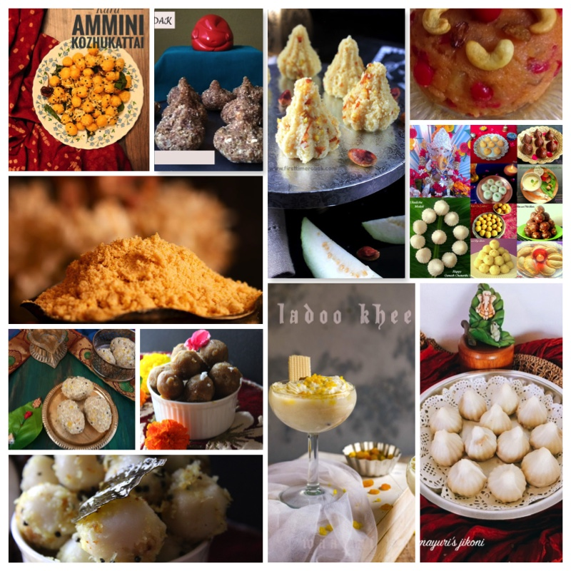 ganesh Chaturthi recipes
