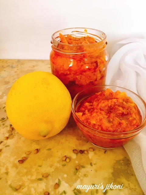 lemon chutney 2