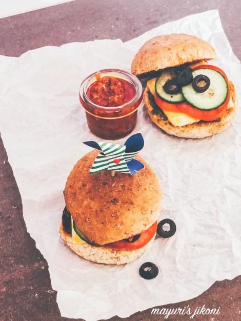 paneer chutney sandwich 2