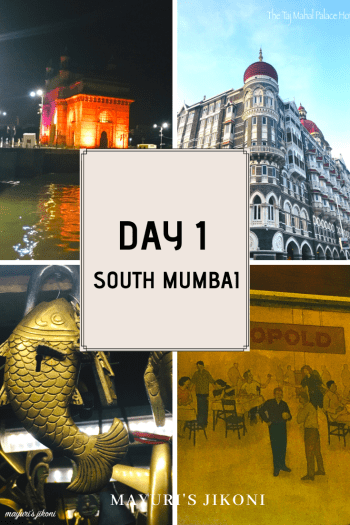 SOUTH MUMBAI DAY 1-2