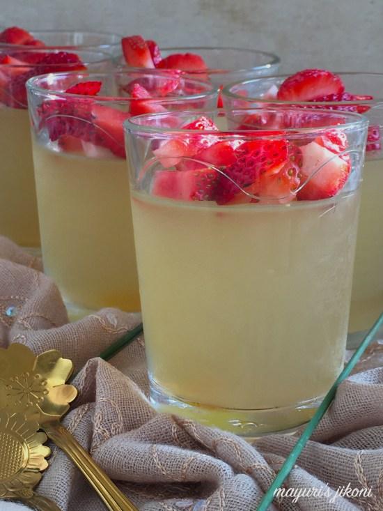 lemongrass and ginger jelly 2