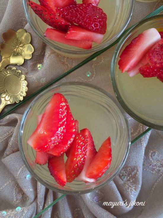 lemongrass and ginger jelly 5