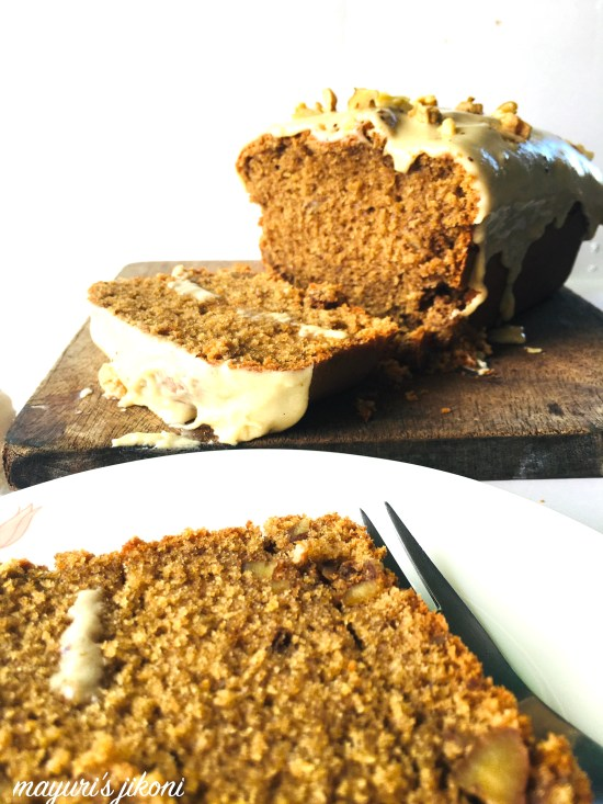 coffee and walnut cake 5