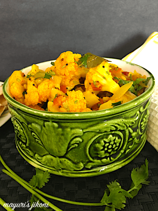 masala cauliflower 1