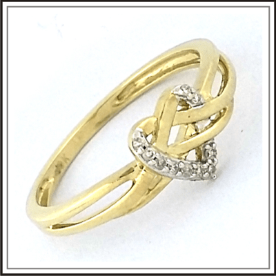 Ladies Diamond Rings Mayuris Jewellers