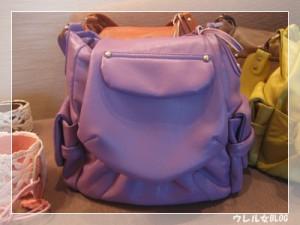 アニタのフラップ2WAYバッグが届いた!