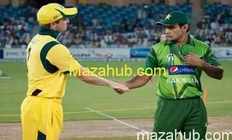 Pakistan vs Australia T20