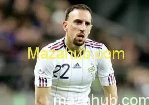 Franck Ribery Top 10 footballers of world