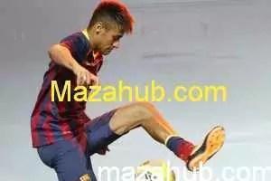 Neymar Nike Top 10 footballers of world